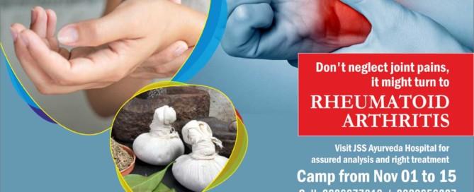 Rheumatoid Arthritis FB Post